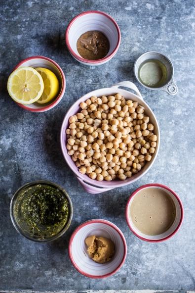 Summer-Fruit-Salsa-and-Pesto-Hummus-2
