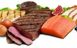 prot. meat
