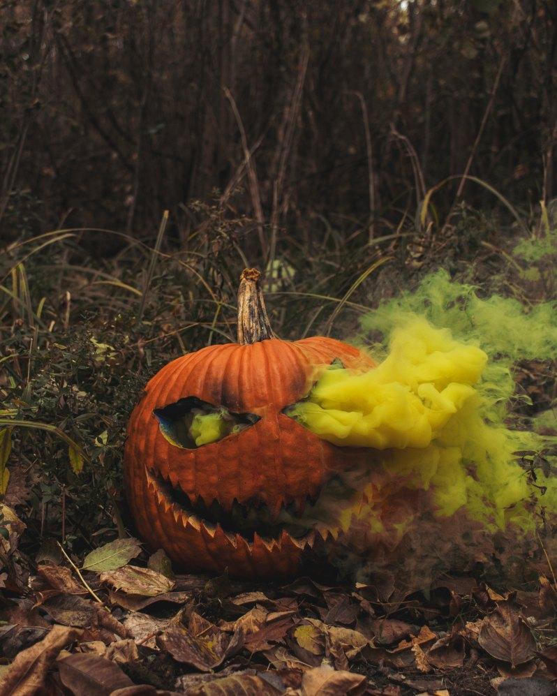 Halloween Wrap